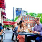 The new dining hotspot? Independence Mall