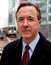 Forrest Claypool is president of the Chicago Transit Authority.