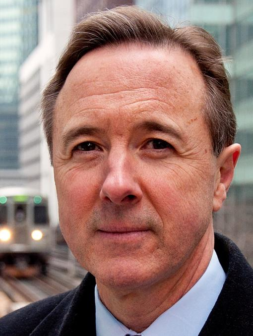 Chicago Transit Authority President Forrest Claypool has made hiring military veterans a priority.