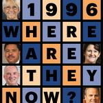 1996's Forty under 40: Where are they now?