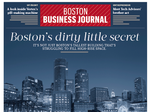 Boston's dirty secret: The city's towers struggle to fill space