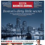 Boston's dirty little secret: It's not just the city's tallest building that's struggling to fill space