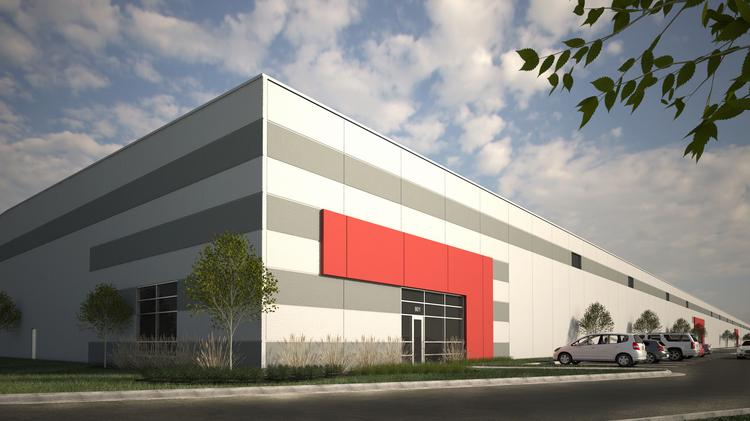 Pizzuti is considering expanding its holdings in the Creekside Industrial Center in Obetz.