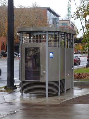 The Seattle City Council on Monday approved a plan that would result in Pioneer Square finally getting a public rest room, known as the