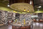 The Callaway House buffet includes a variety of options from the grill, Italian kitchen, salad bar and more.