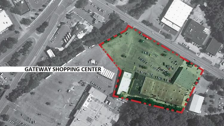 New Plan For Raleigh S Gritty Gateway Plaza Center Is To Turn It