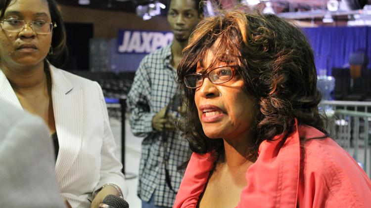 Lewis' ruling earlier this month found fault with districts represented by Jacksonville Democrat Corrine Brown and Winter Garden Republican Daniel Webster.
