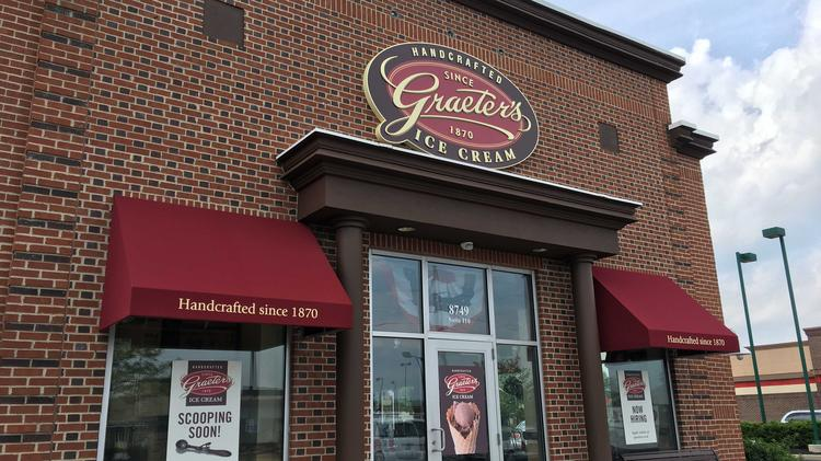 Graeter 39 S Ice Cream Opening In Polaris Area Columbus Columbus Business First