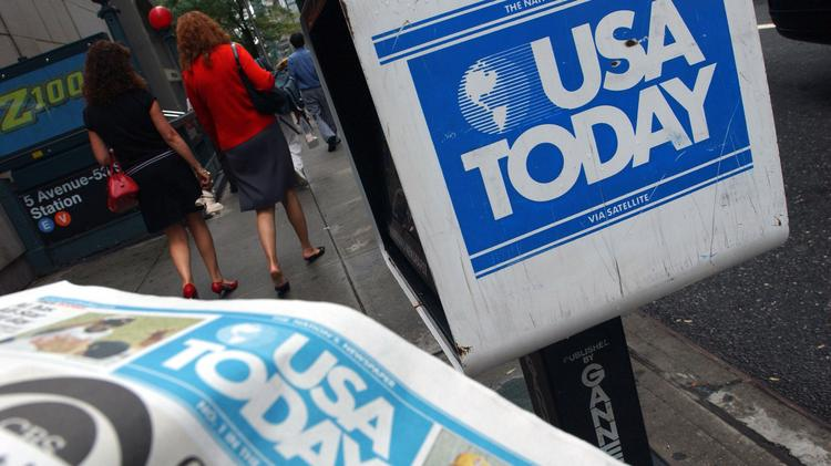 Gannett to close printing plant in St  Louis - St  Louis