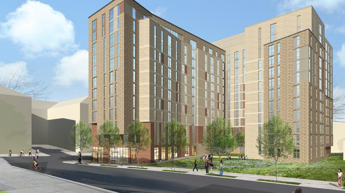 Major Changes Coming To A Low Rise Rosslyn Corner