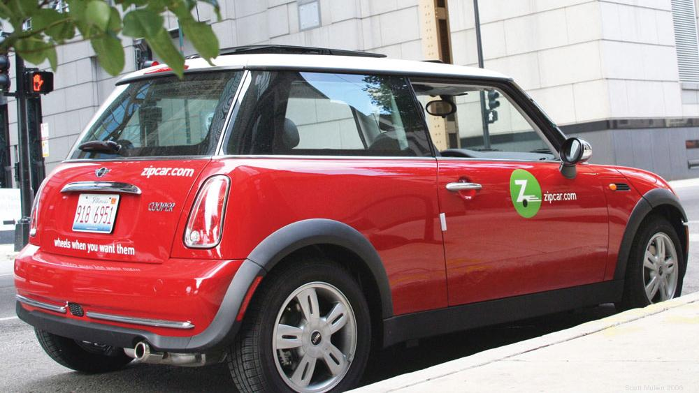 General Motors Brings Maven To D C Adding Competition For Zipcar