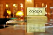 24-hour concierge service Providing front-desk staff at all hours provides security, but landlords have also moved to train workers to provide hotel-like service. That means calling taxicabs, placing dinner reservations, and providing local event, retail and restaurant information to tenants.