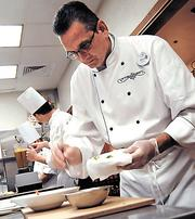 Victoria & Albert's Chef de Cuisine Scott Hunnel earned a spot among the semifinalists for best chef in the South.