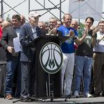 Bucks arena groundbreaking event serves as Herb <strong>Kohl</strong> tribute