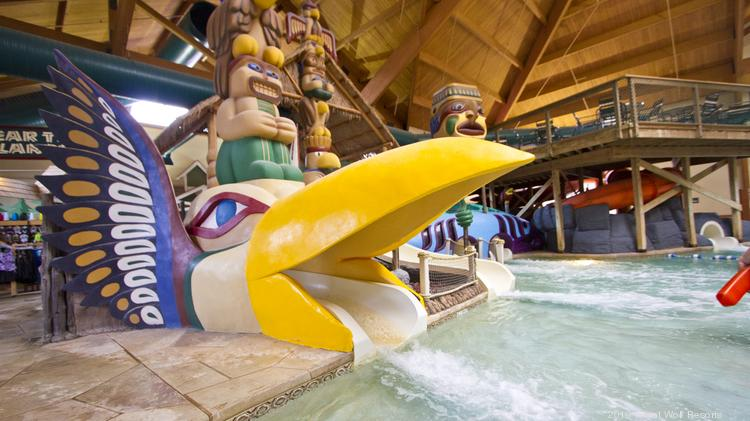 New owner pledges to grow Great Wolf Lodge chain - Milwaukee