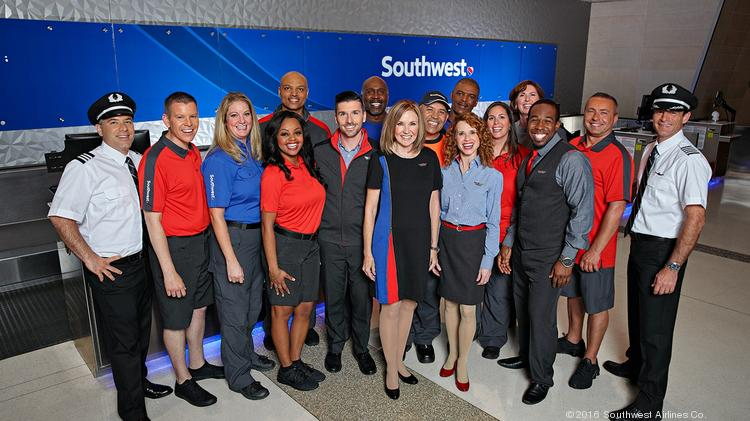Southwest Airlines finally lifts curtain on what employees will slip