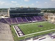 Bill Snyder Family Stadium expansion, Manhattan, Kan. Opened: 2013. Cost: $75 million. The project included the complete replacement of all facilities on the west side of the Kansas State football stadium, including new media and broadcast facilities, premium seating, concourses and concessions, as well as improvements to the main seating bowl and the addition of a K-State athletics hall of fame.
