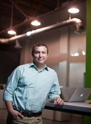 Jason Moore is CEO of Stratasan, which uses analytics to serve hospitals.