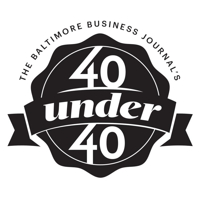 Baltimore Business Journal's 40 Under 40 2017