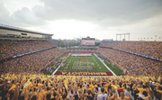 TCF Bank Stadium, Minneapolis. Opened: 2009. Cost: $288 million. More than 2,200 tradespeople worked a total of 1.25 million labor hours during the construction of the University of Minnesota football stadium. At the project's peak, there were 750 workers on site.