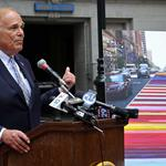 DNC prep adds colored concourse to South Broad