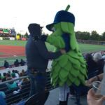 Scenes from the 2-time champion Hillsboro Hops opening night (Photos)
