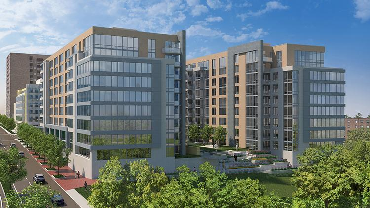 Invesco Real Estate Has Acquired The Harris Teeter Anchored Flats 8300 Luxury  Apartments In Bethesda