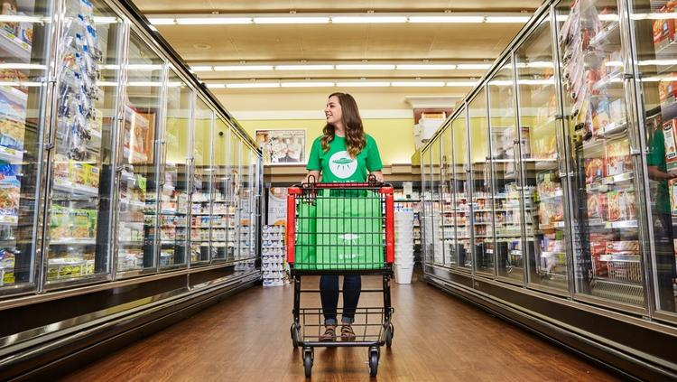 San Antonio-based H-E-B Grocery Co. LP will expand its new delivery partnership with Shipt to Houston, beginning June 29.