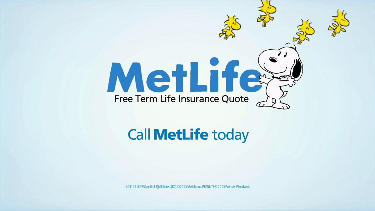 Met Life Quote Is Metlife About To Kill Snoopy  New York Business Journal