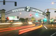 Streetscapes along Fulton Avenue and Auburn Boulevard have brought new life to the area.