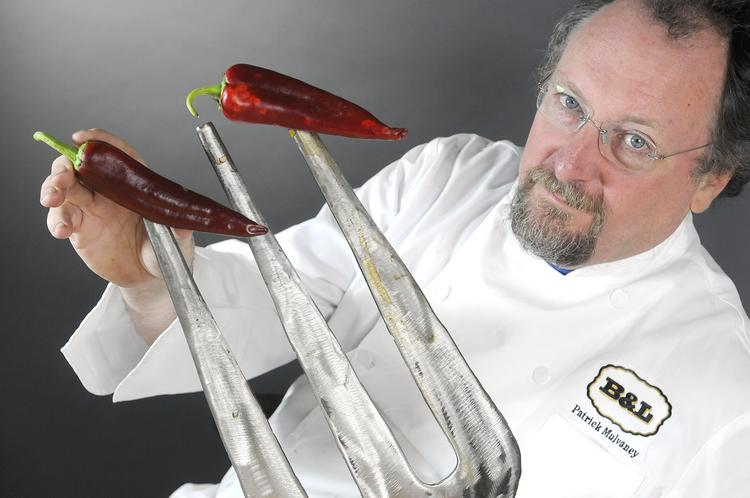Patrick Mulvaney, owner and chef, Mulvaney's B&L