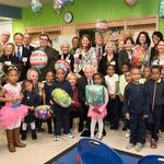 250 donors raise $103M for education improvement