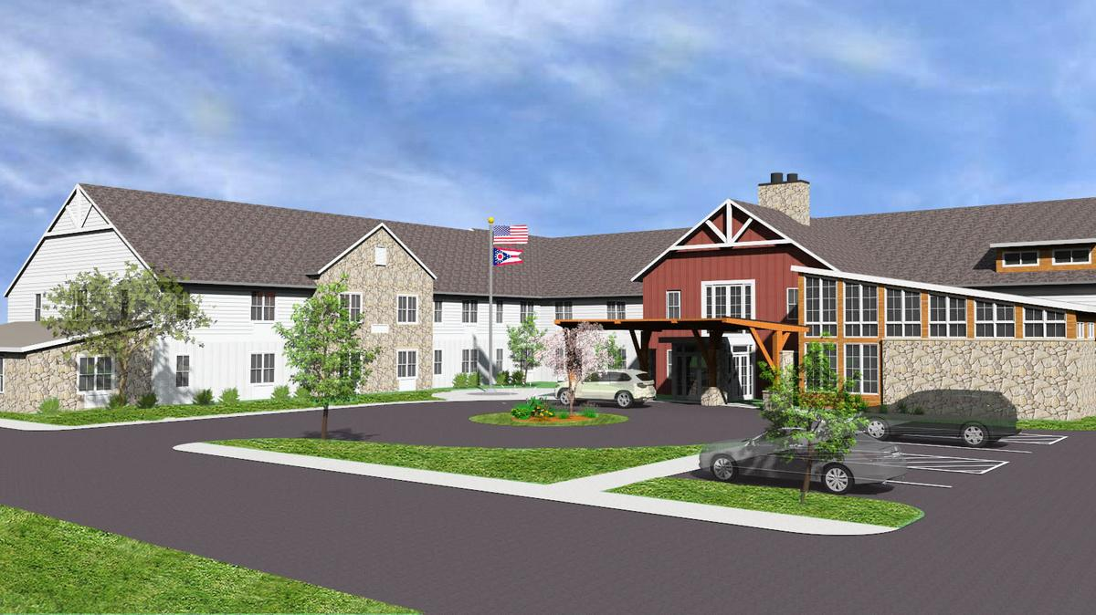 Central ohio nursing home manager macintosh co grows to 7 for Central ohio home builders