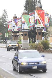 Citrus Heights has branded its shopping district as Sunrise MarketPlace, giving its relatively dense population a place to shop near home.