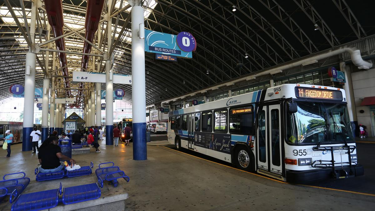 Can Route Changes Improve Charlotte Bus Service