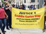 All charges dropped against remaining Baltimore police officers in Freddie Gray trials