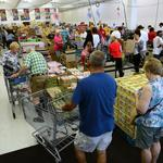 Privatized commissary opens near Dobbins Air base