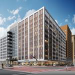 Historic downtown building to become Euro-themed upscale hotel