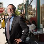 Peskin 2.0? Back on the Board of Supervisors, the pugnacious politician is showing a softer side