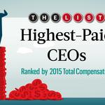The List: Highest-Paid CEOs