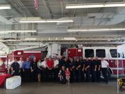 The Surprise Fire Department was awarded more than $16,300 worth of special events equipment including a stretcher by the Firehouse Subs Public Safety Foundation.