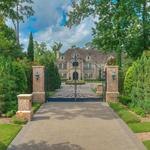 Adrian Peterson's Woodlands home up for sale
