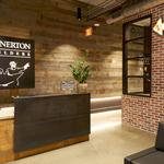 Swinerton mixes brick, <strong>glass</strong>, iron and steel in cool new Austin office space