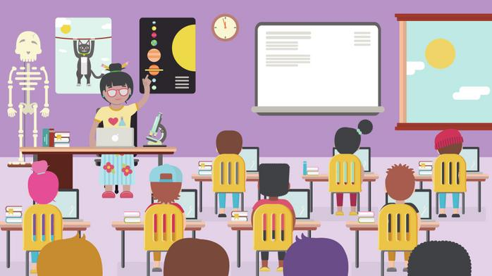Amazon launches online service for teachers in the classroom