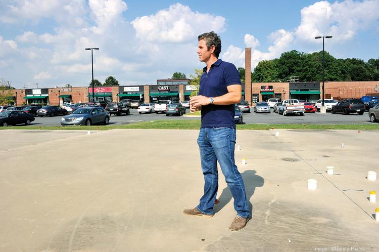 Chris Needham and 759 Ventures have pieced together ownership of a big part of NoDa.