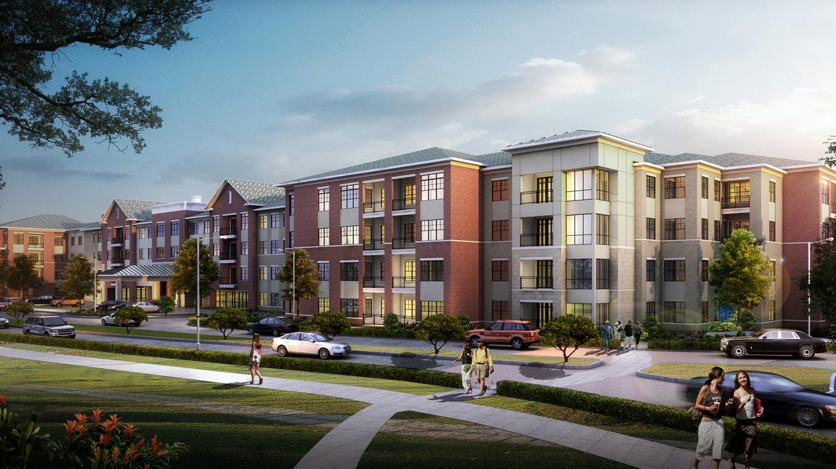 Greystar Begins Preleasing At Overture Sugar Land A New