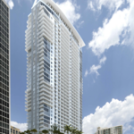 City to consider 2 downtown multifamily projects, including tower on prominent street