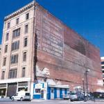 Historic Dallas structure to get new look with early 1900s graphic