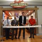 Leinie Lodge opens at Mitchell airport