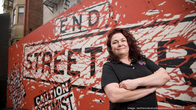 S F Homeless Project: Can business make a difference? - San